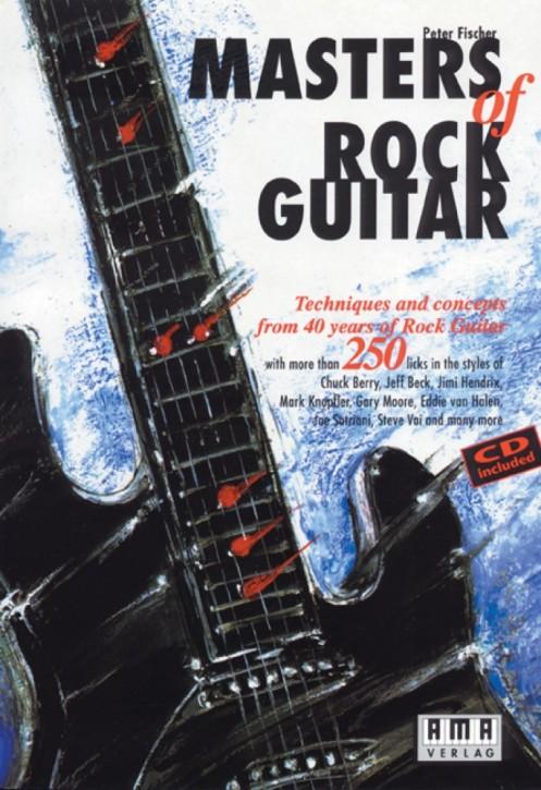 Masters of Rock Guitar (englisch)