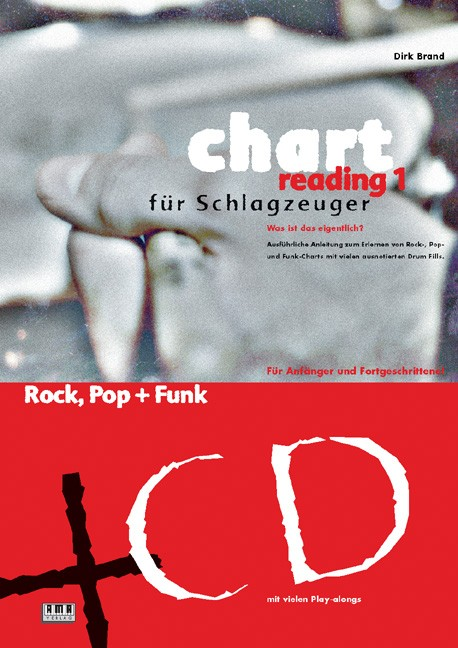Chart Reading 1 für Schlagzeuger
