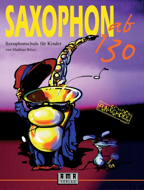 Saxophon ab 130 (dt.)