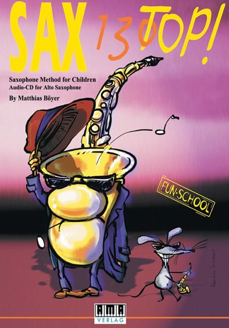 Saxophon ab 130 (engl.)