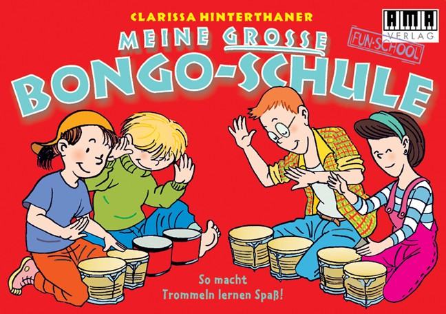 Meine große Bongo-Schule
