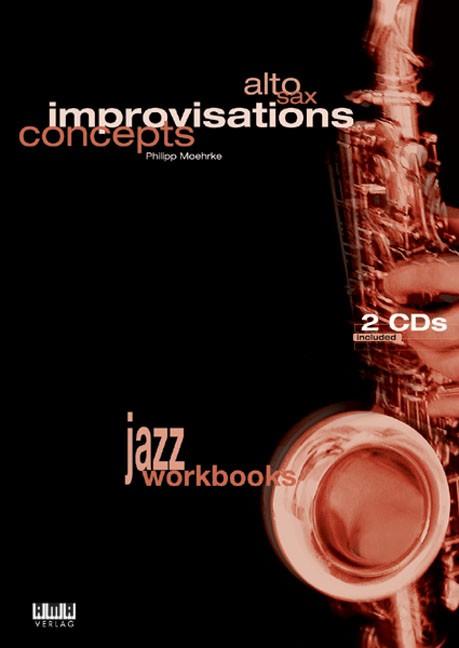 Alto Sax – Improvisations Concepts