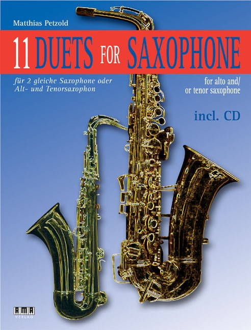 11 Duets For Saxophone