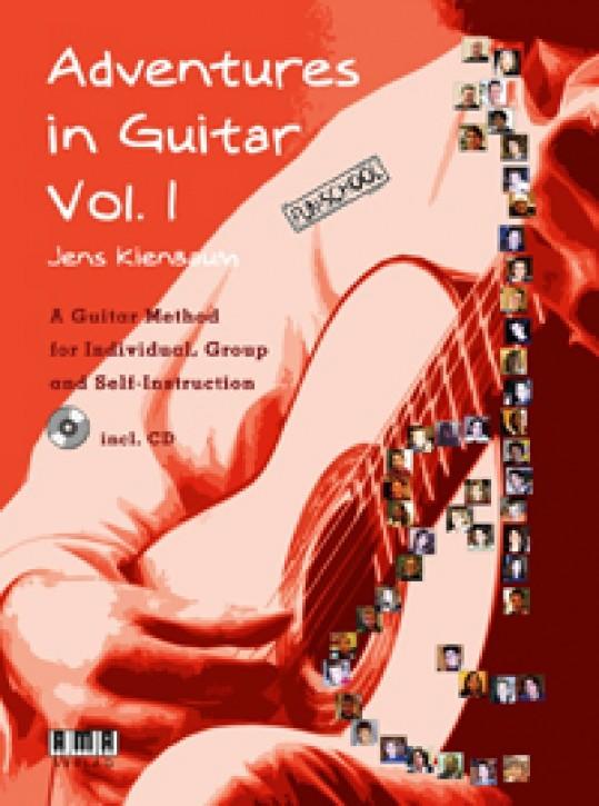 Abenteuer Gitarre. Band 1