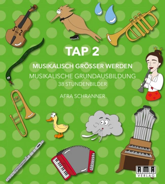 Musikalisch Größer Werden. (Lehrer-Ordner). TAP 2