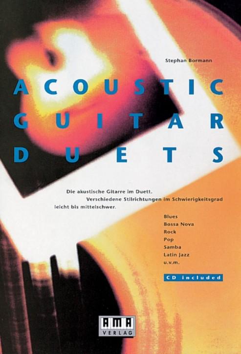 Acoustic Guitar Duets
