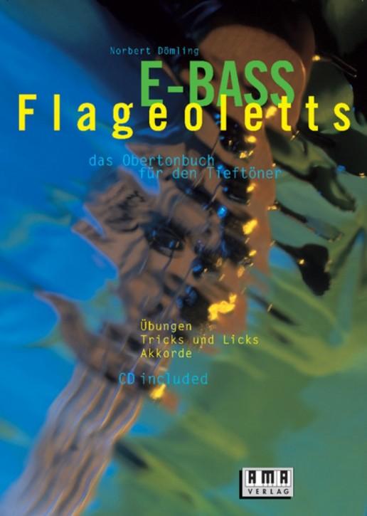 E-Bass-Flageoletts