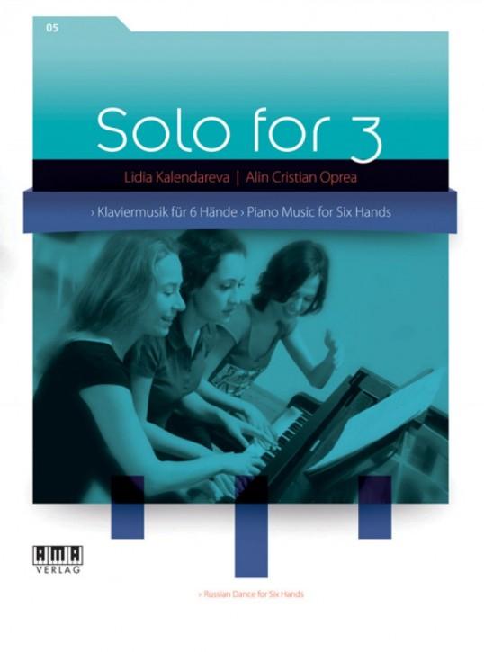 Solo for 3. Heft V